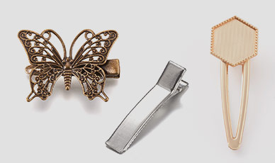 MAX 30% OFF Alligator Hair Clip Findings