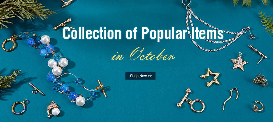Collection of Popular Items In October
