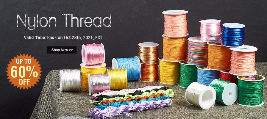 Nylon Thread UP TO 60% OFF