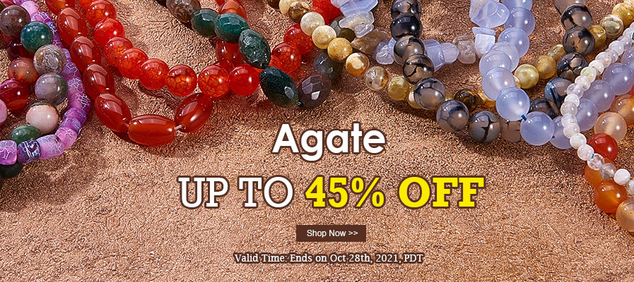 Agate UP TO 45% OFF