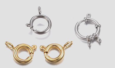 MAX 41% OFF Spring Ring Clasps